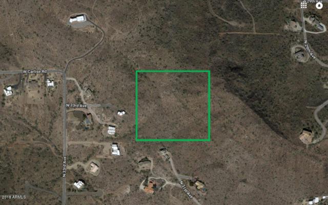 0 N 31st Avenue, Phoenix, AZ 85086 (MLS #5796998) :: Arizona Best Real Estate