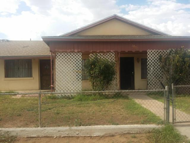 1026 E 18th Street, Douglas, AZ 85607 (MLS #5797278) :: Conway Real Estate