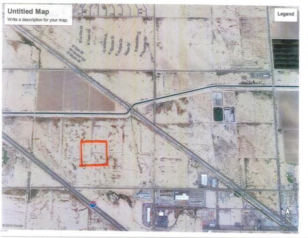 0 S Battaglia Drive, Eloy, AZ 85131 (MLS #5797289) :: The Daniel Montez Real Estate Group
