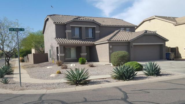 3301 E San Manuel Road, San Tan Valley, AZ 85143 (MLS #5797333) :: The W Group