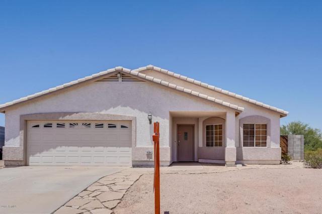 14784 S Padres Road, Arizona City, AZ 85123 (MLS #5797499) :: Yost Realty Group at RE/MAX Casa Grande