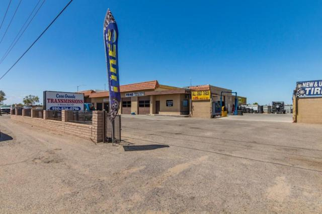 1715 N Pinal Avenue, Casa Grande, AZ 85122 (MLS #5797563) :: The Daniel Montez Real Estate Group