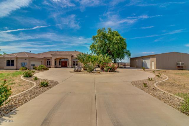 39667 N Country Lane, San Tan Valley, AZ 85140 (MLS #5797584) :: The Jesse Herfel Real Estate Group