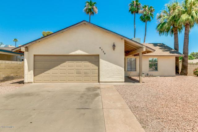6759 S Dorsey Lane, Tempe, AZ 85283 (MLS #5797708) :: Yost Realty Group at RE/MAX Casa Grande