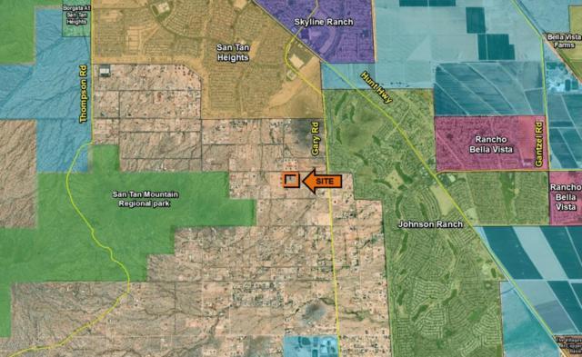 0 W Gail Road, Queen Creek, AZ 85142 (MLS #5797852) :: The Daniel Montez Real Estate Group