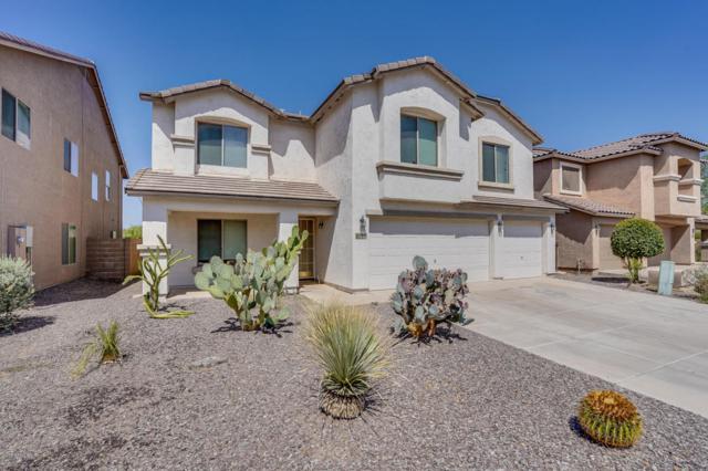 114 N Saguaro Street, Coolidge, AZ 85128 (MLS #5797910) :: The Garcia Group @ My Home Group