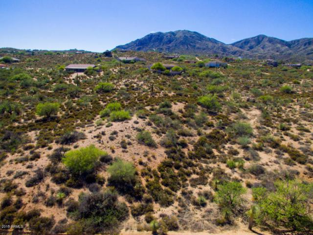 Lot 41 E La Plata Road, Cave Creek, AZ 85331 (MLS #5798080) :: Santizo Realty Group