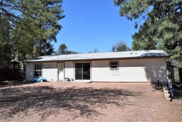 810 N Holly Circle, Payson, AZ 85541 (MLS #5798358) :: The Daniel Montez Real Estate Group