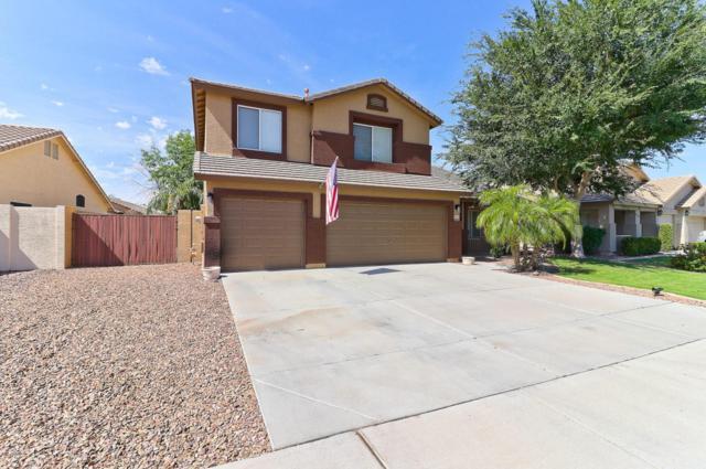 8227 W Harmony Lane, Peoria, AZ 85382 (MLS #5798614) :: The Laughton Team