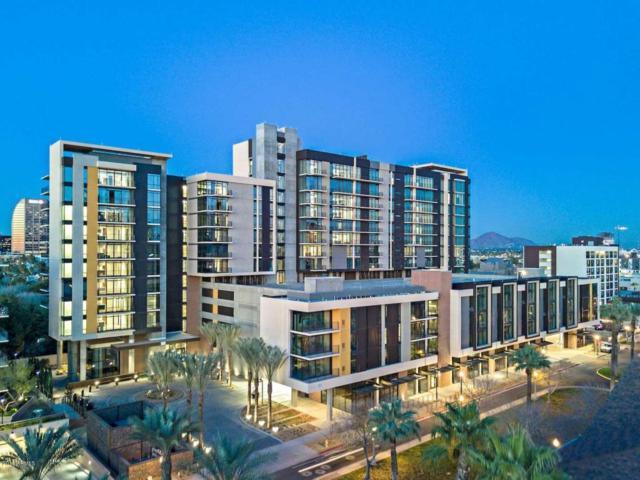 100 W Portland Street #503, Phoenix, AZ 85003 (MLS #5798620) :: Team Wilson Real Estate