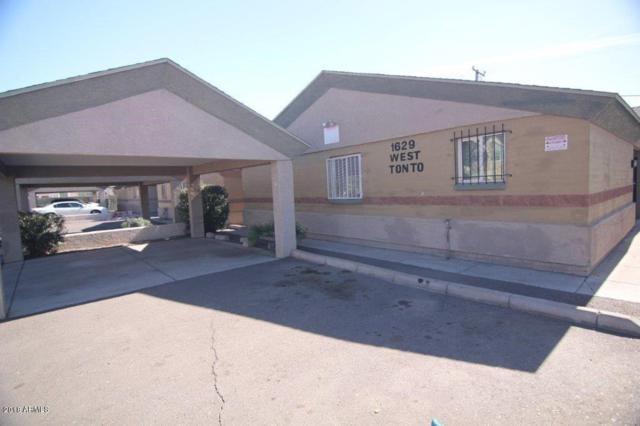 1629 W Tonto Street, Phoenix, AZ 85007 (MLS #5798695) :: The Daniel Montez Real Estate Group