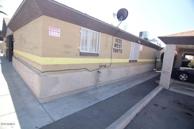 1633 W Tonto Street, Phoenix, AZ 85007 (MLS #5798724) :: The Daniel Montez Real Estate Group