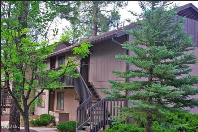 2670 Snow Slope Way 31A, Pinetop, AZ 85935 (MLS #5798752) :: Brett Tanner Home Selling Team