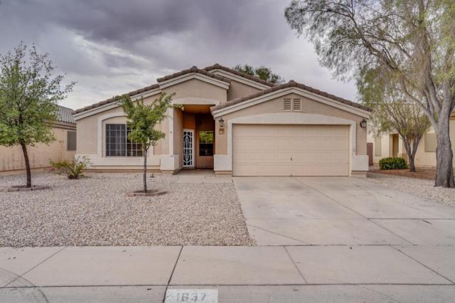 1637 E Bishop Drive, Casa Grande, AZ 85122 (MLS #5799152) :: Occasio Realty