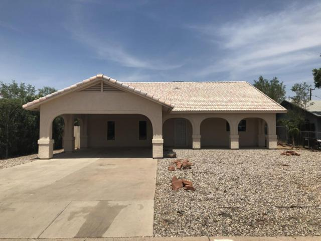 6524 E Arbor Avenue, Mesa, AZ 85206 (MLS #5799182) :: The Daniel Montez Real Estate Group