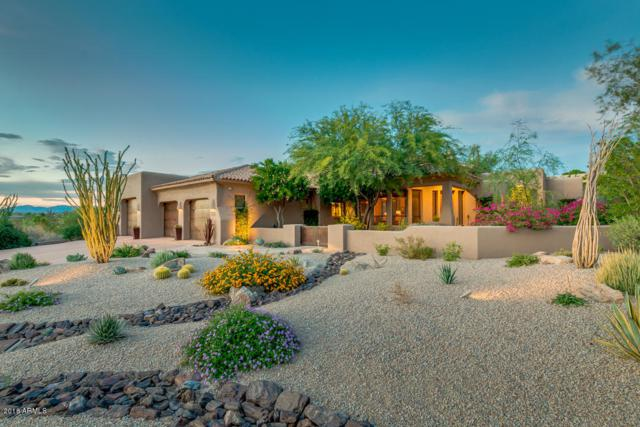 10954 E Desert Troon Lane, Scottsdale, AZ 85255 (MLS #5799519) :: Brett Tanner Home Selling Team