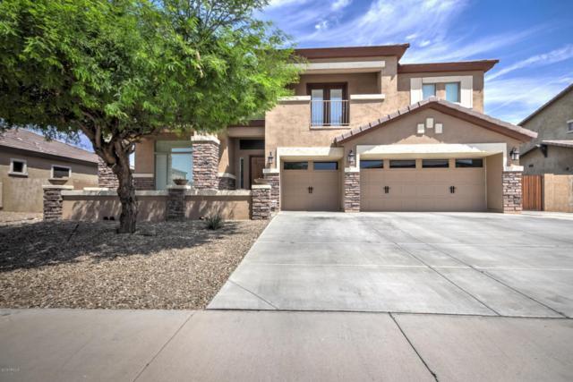 15442 W Minnezona Avenue, Goodyear, AZ 85395 (MLS #5799530) :: The W Group