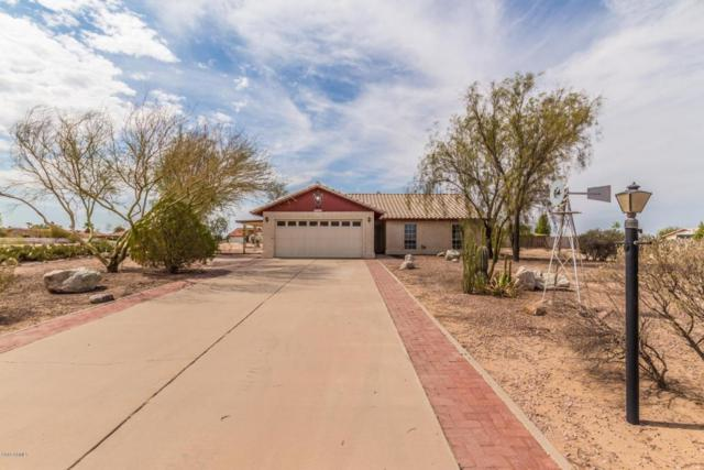 9363 W Madero Drive, Arizona City, AZ 85123 (MLS #5799552) :: The Daniel Montez Real Estate Group