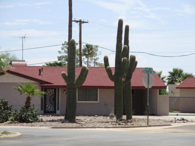 8773 W Santa Cruz Boulevard, Arizona City, AZ 85123 (MLS #5799580) :: Yost Realty Group at RE/MAX Casa Grande