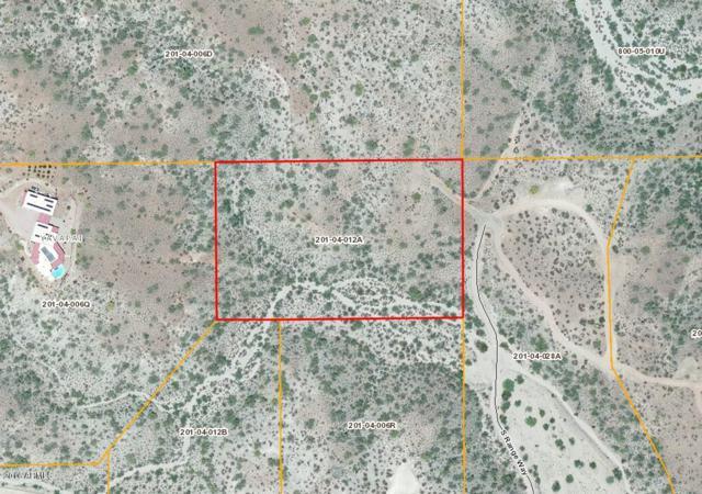 0 W Grantham Ranch 5+ Acres Road, Wickenburg, AZ 85390 (MLS #5799667) :: The Kenny Klaus Team