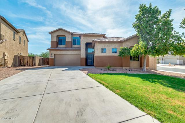 1125 S 241ST Avenue, Buckeye, AZ 85326 (MLS #5799821) :: The Garcia Group @ My Home Group