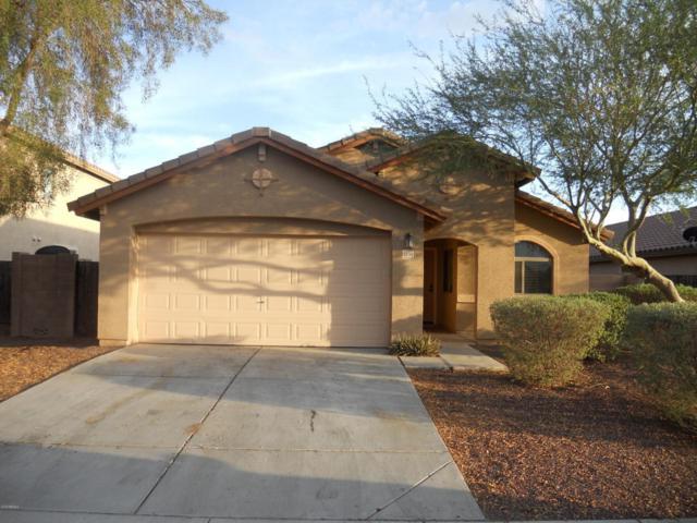 25743 W St James Avenue, Buckeye, AZ 85326 (MLS #5799933) :: The Daniel Montez Real Estate Group