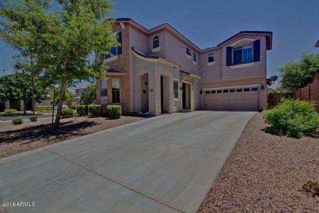 4151 E Trigger Way, Gilbert, AZ 85297 (MLS #5799954) :: The Wehner Group