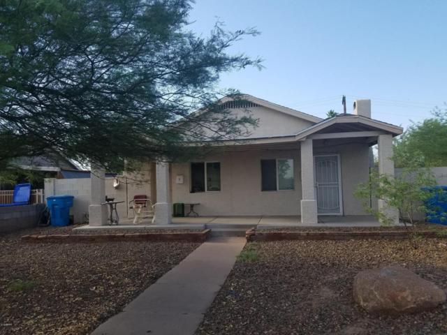 1444 E Culver Street, Phoenix, AZ 85006 (MLS #5800121) :: The Daniel Montez Real Estate Group