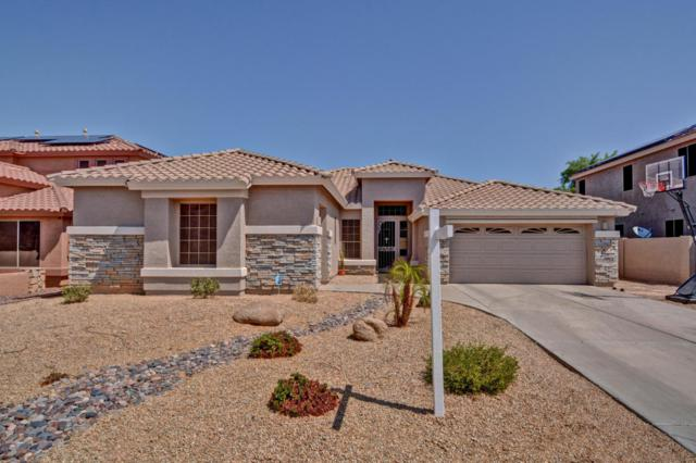 6944 W Tether Trail, Peoria, AZ 85383 (MLS #5800424) :: Occasio Realty