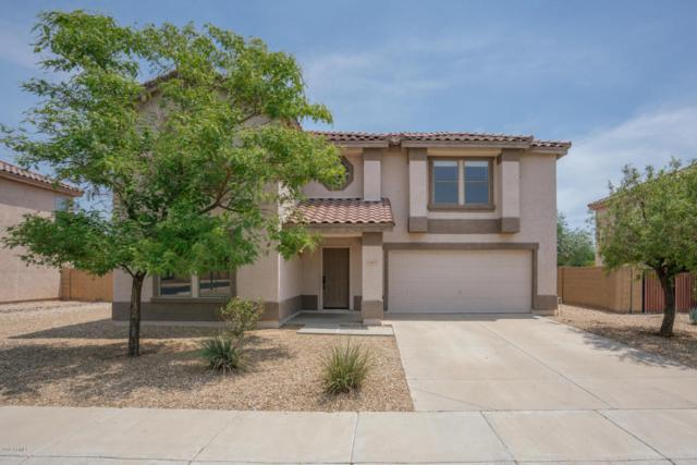 14475 N 155TH Drive, Surprise, AZ 85379 (MLS #5800526) :: The Garcia Group