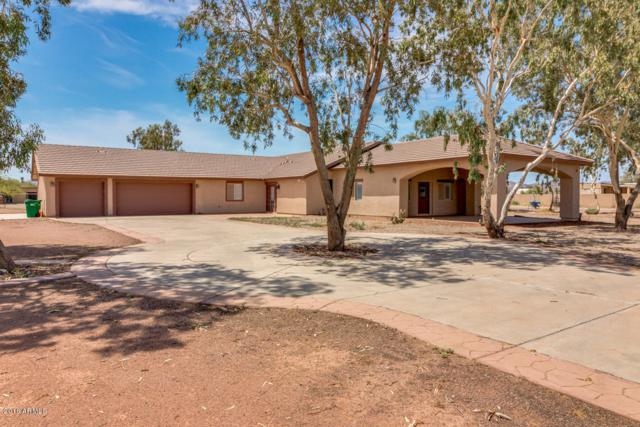 52059 W Mayer Boulevard, Maricopa, AZ 85139 (MLS #5800642) :: Revelation Real Estate