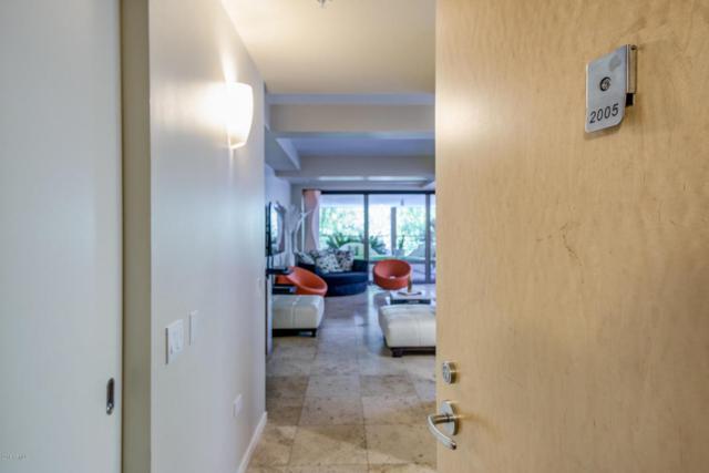7167 E Rancho Vista Drive #2005, Scottsdale, AZ 85251 (MLS #5800730) :: Phoenix Property Group