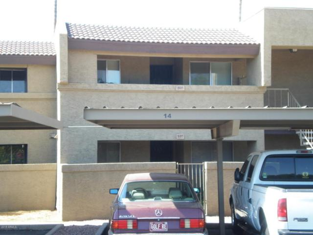 4050 E Cactus Road #207, Phoenix, AZ 85032 (MLS #5800741) :: Team Wilson Real Estate