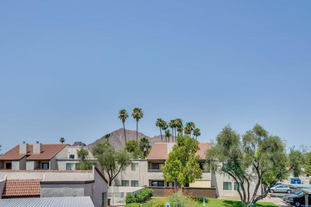 2938 N 61ST Place #211, Scottsdale, AZ 85251 (MLS #5800782) :: Phoenix Property Group