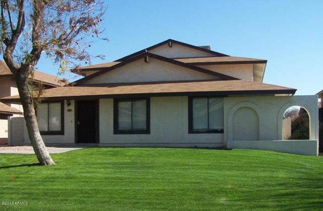 1219 N 84TH Place, Scottsdale, AZ 85257 (MLS #5800880) :: The Daniel Montez Real Estate Group