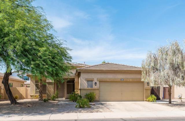 858 E Libra Place, Chandler, AZ 85249 (MLS #5800957) :: The W Group