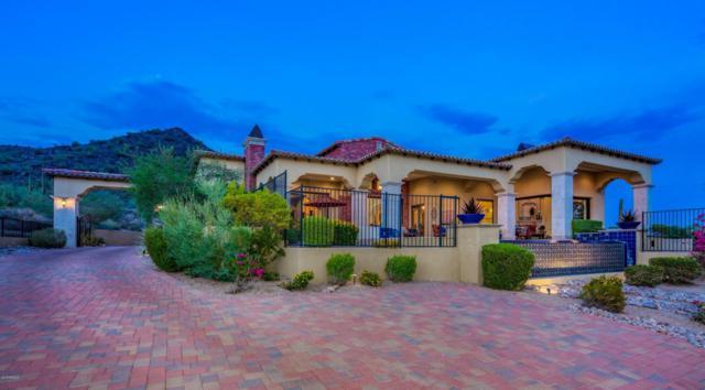 3711 N Hawes Road, Mesa, AZ 85207 (MLS #5800960) :: The W Group