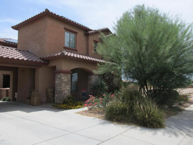 2484 N Morrison Avenue, Casa Grande, AZ 85122 (MLS #5801115) :: Yost Realty Group at RE/MAX Casa Grande