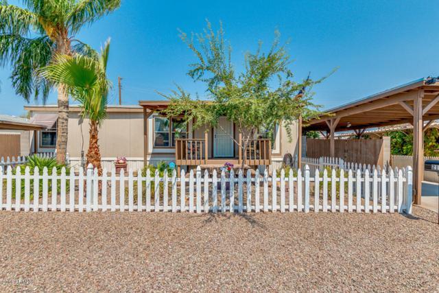 215 S 97TH Street, Mesa, AZ 85208 (MLS #5801454) :: The Daniel Montez Real Estate Group