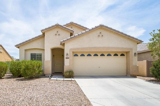 1625 E Chaparral Drive, Casa Grande, AZ 85122 (MLS #5801476) :: Yost Realty Group at RE/MAX Casa Grande