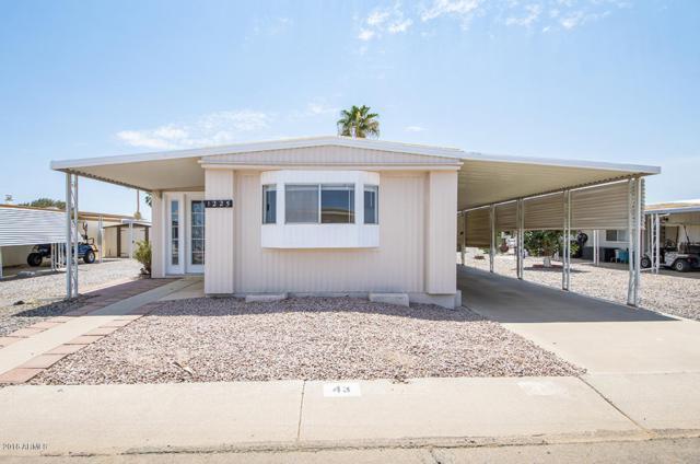 2100 N Trekell Road #43, Casa Grande, AZ 85122 (MLS #5801564) :: The Garcia Group @ My Home Group