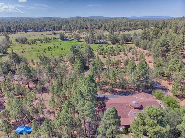 6366 N Wagon Wheel Lane, Lakeside, AZ 85929 (MLS #5801624) :: The Daniel Montez Real Estate Group