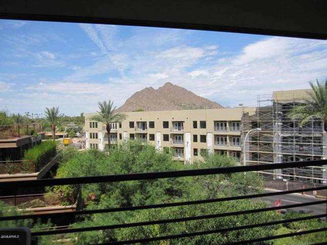 7131 E Rancho Vista Drive #5007, Scottsdale, AZ 85251 (MLS #5801960) :: Phoenix Property Group