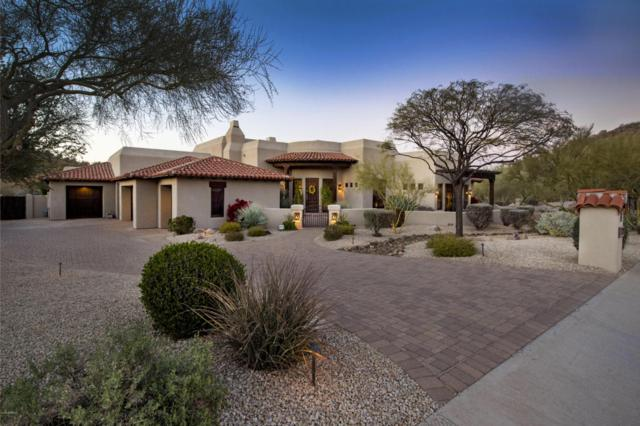 16146 E Tombstone Avenue, Fountain Hills, AZ 85268 (MLS #5802054) :: Brett Tanner Home Selling Team