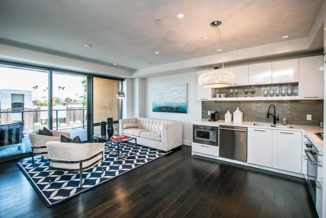 4422 N 75TH Street #2011, Scottsdale, AZ 85251 (MLS #5802095) :: Arizona 1 Real Estate Team