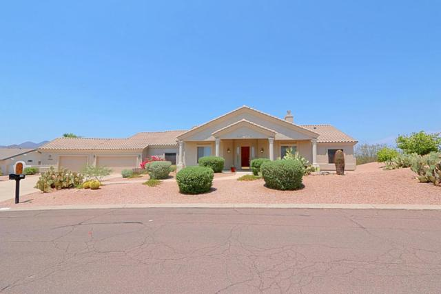 17030 E Rand Drive, Fountain Hills, AZ 85268 (MLS #5802166) :: Occasio Realty