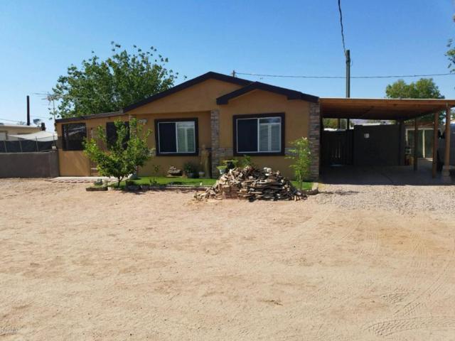 1324 S Warner Drive #3, Apache Junction, AZ 85120 (MLS #5802172) :: Yost Realty Group at RE/MAX Casa Grande