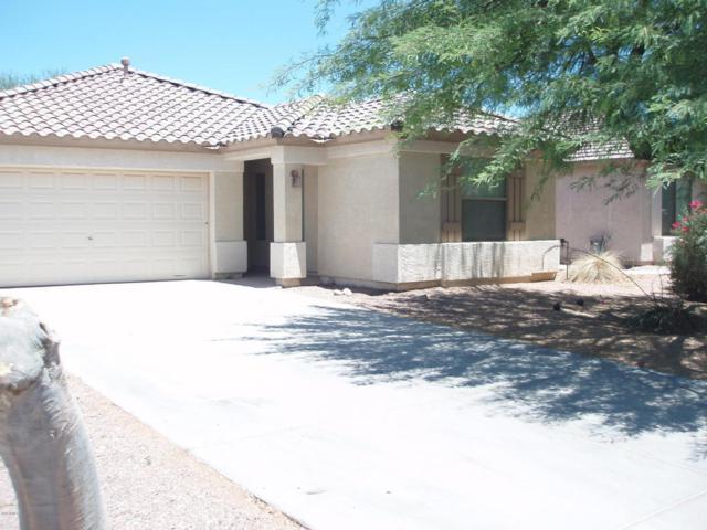 496 W Gascon Road, San Tan Valley, AZ 85143 (MLS #5802350) :: The Garcia Group @ My Home Group