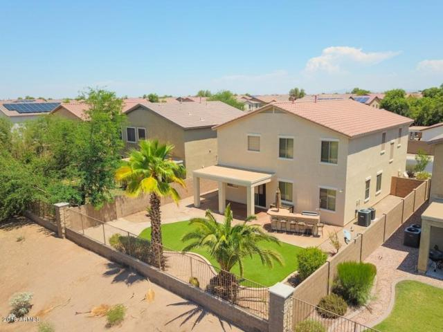 20086 N Donithan Way, Maricopa, AZ 85138 (MLS #5802471) :: The Garcia Group @ My Home Group
