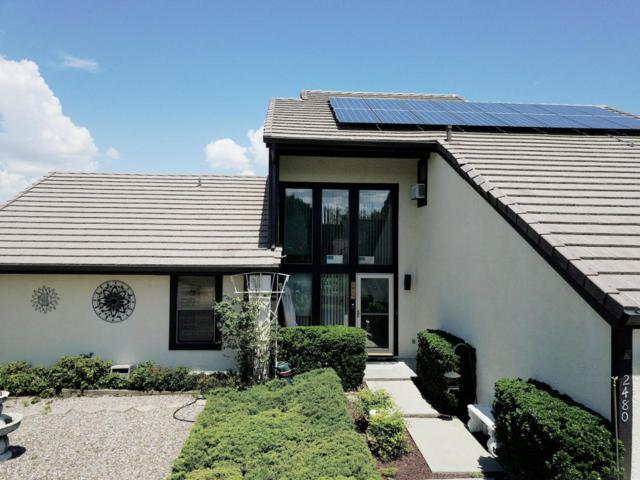 2480 Ridge Road, Prescott, AZ 86301 (MLS #5802515) :: The Wehner Group